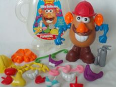 Disney 'Mr Potato Head Silly Suitcase' Playskool Hasbro Age: 2+